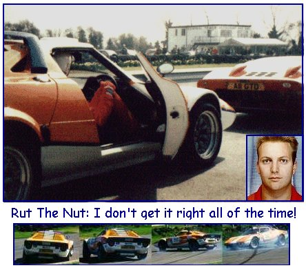 Rut The Nut - oops